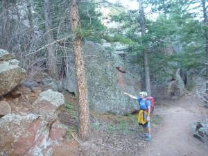 approach trail Thulsa Doom