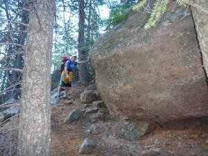 bear trail Thulsa Doom